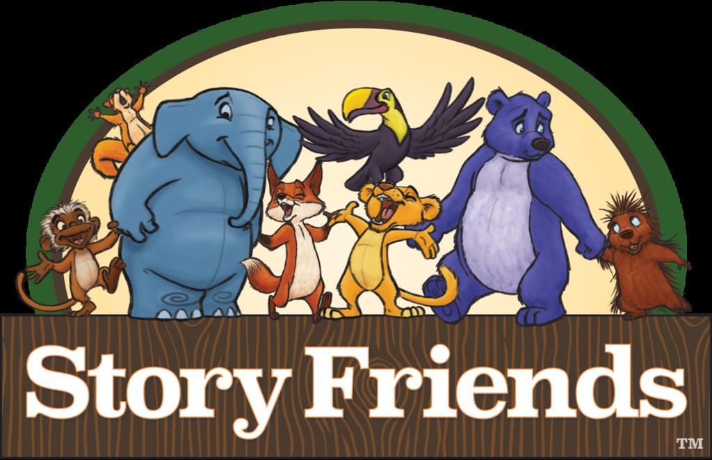 Story Friends Logo