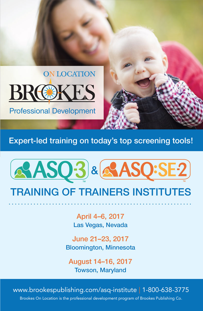 2017 ASQ Training Institutes brochure