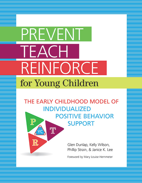 Prevent-Teach-Reinforce for Young Children Seminar