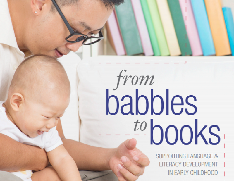 From Babbles to Books