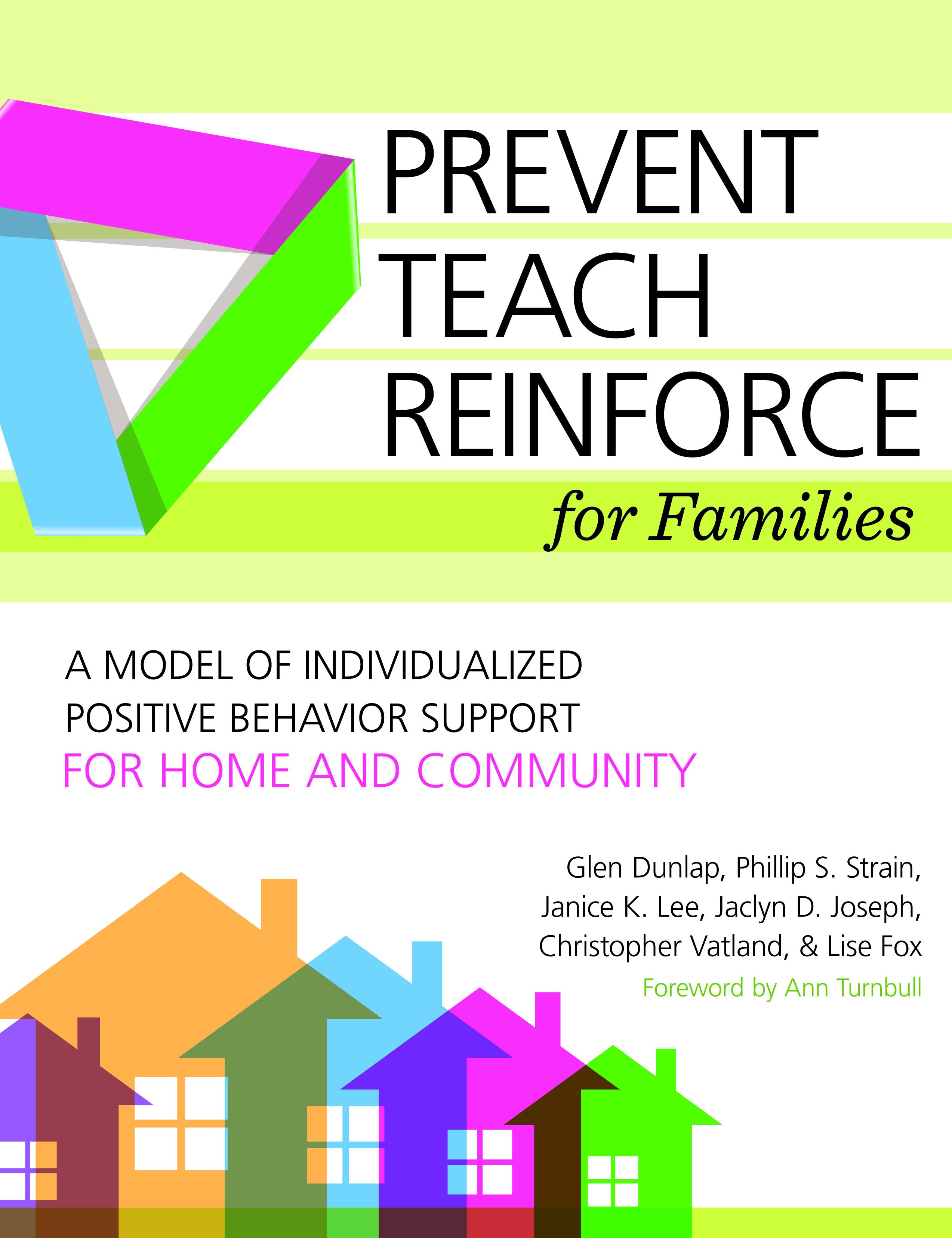 Prevent-Teach-Reinforce Seminar