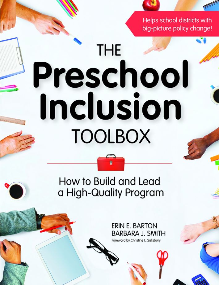 A new wave of inclusion guides puts the focus on preK